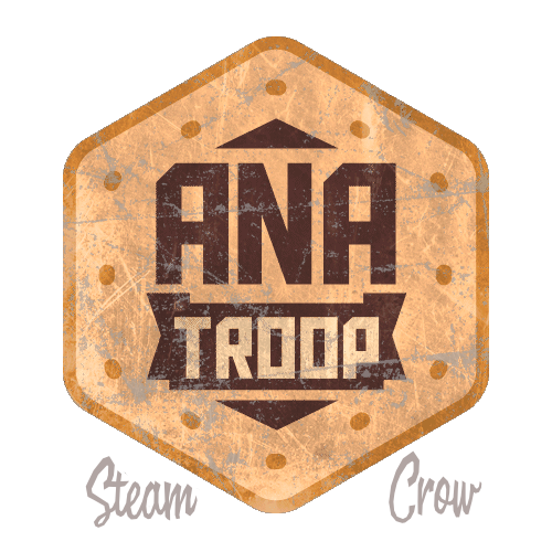 Badge Anaheim Troop