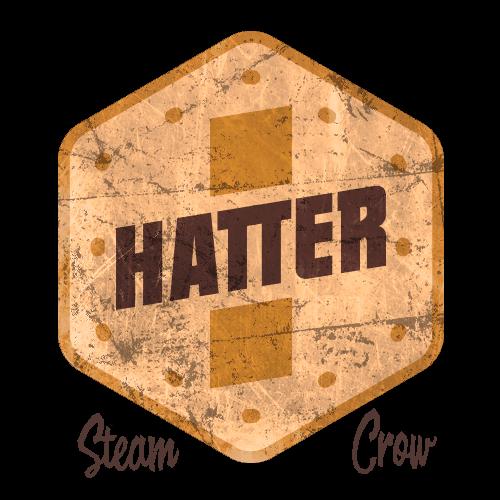 Hatter Badge