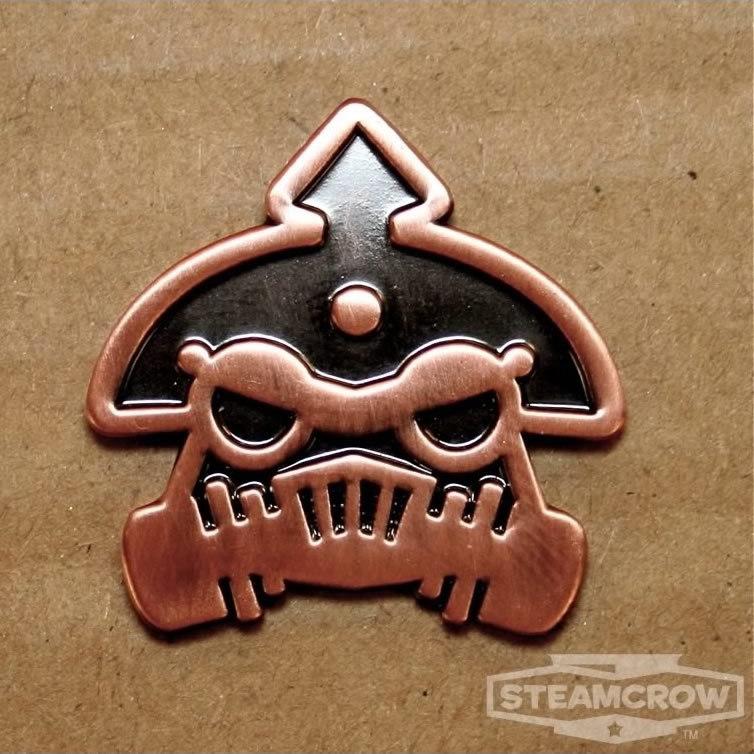Spy Scouts Pin Photo