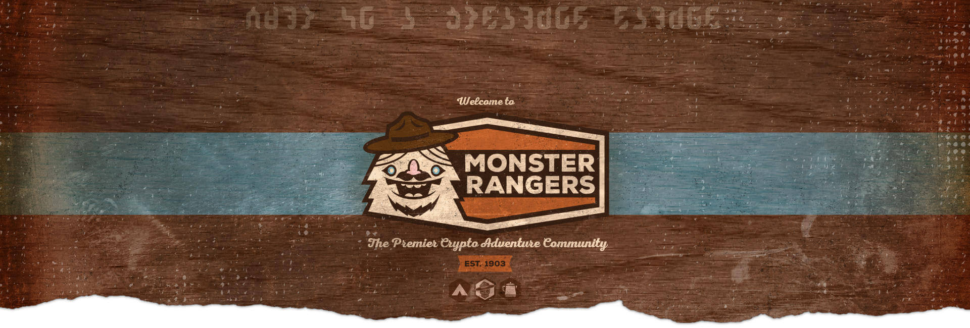 Welcome to the Monster Rangers Home Ripped