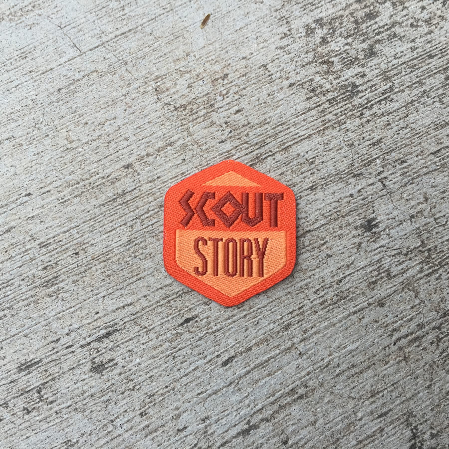 Story Scout Badge