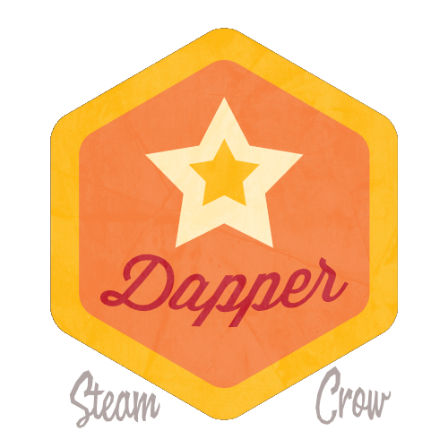 Dapper Badge