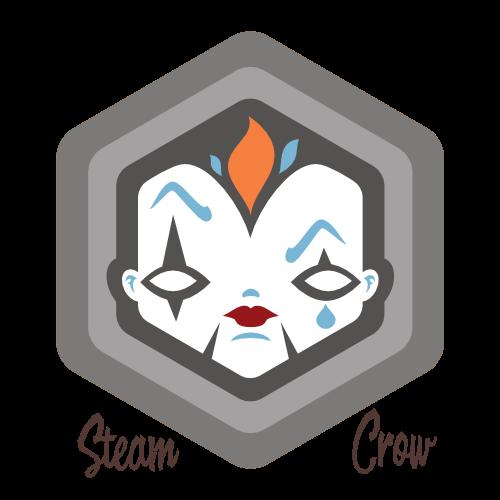 Doom Mime Badge