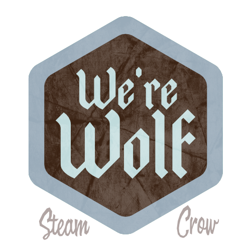 We're Wolf Badge