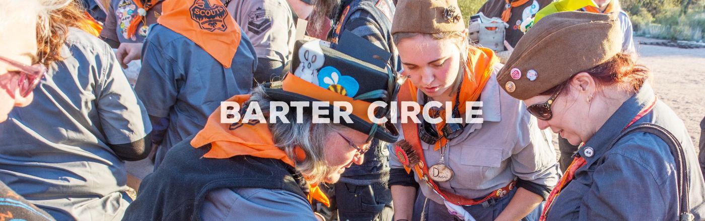 Barter Circle