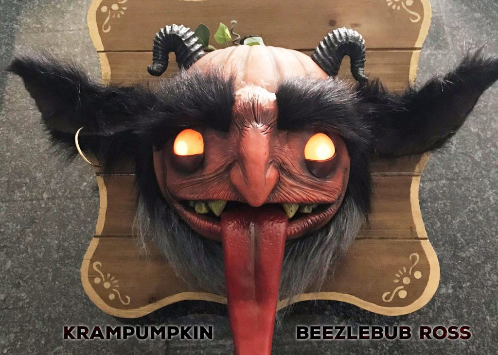 Beezlebub Ross Krampumpkin Project