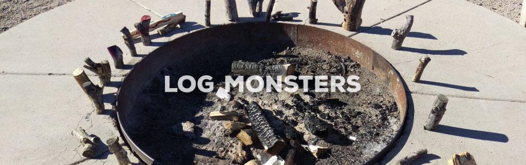 Log Monsters Ceremony