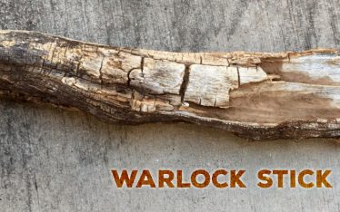 Header Warlock Stick of Majik