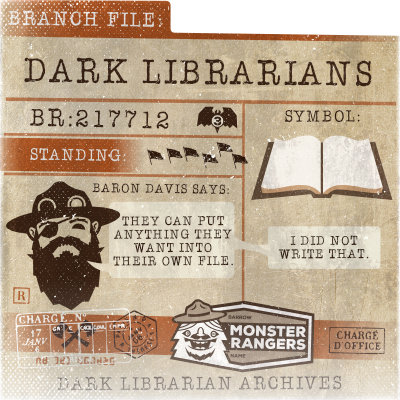 Branch Dark Librarians