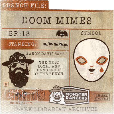 Doom Mimes Card