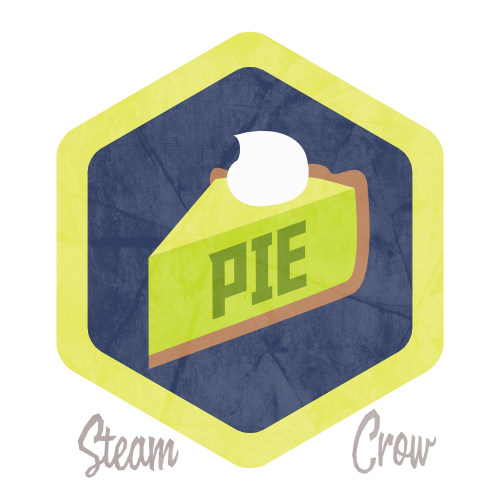 Pie Badge