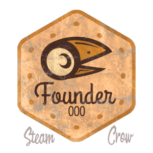 Founder Badge