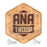Badge Anaheim Troop