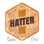 Hatter Badge