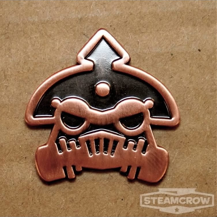 Spy Scouts Pin Photo