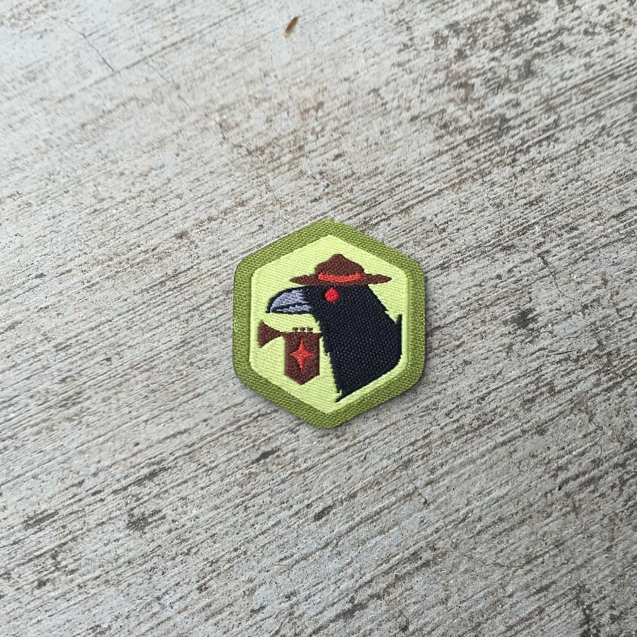 SSignal Ranger Badge Photo