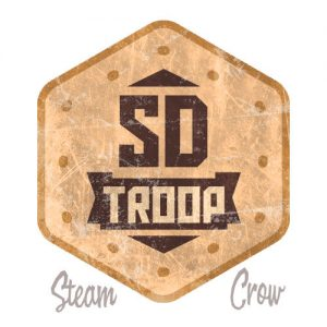 San Diego Troop Badge