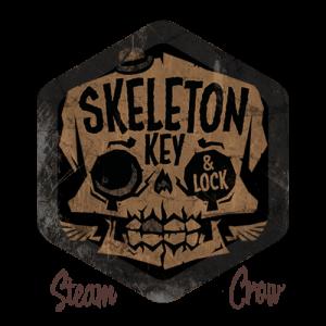 Skeleton Key & Lock