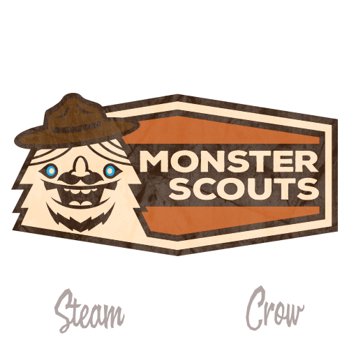 Monster Scouts Emblem