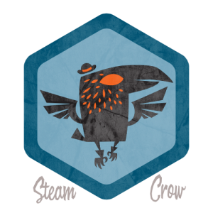 Crow Guide Badge