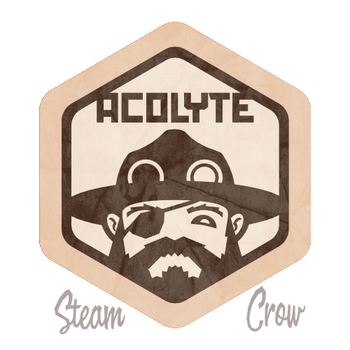 Acolyte Badge