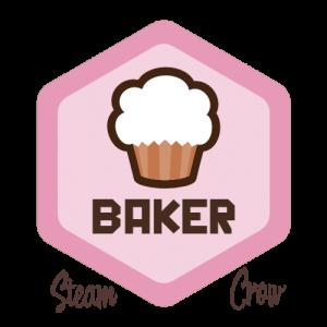 Baker Badge
