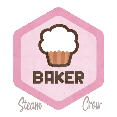 Baker Badge