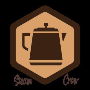 Coffee Pot Spirit Badge