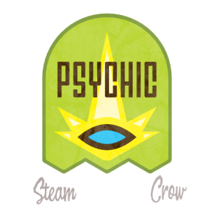 Psychic Rangers Core Badge