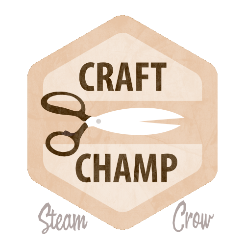 Craft Champ Badge