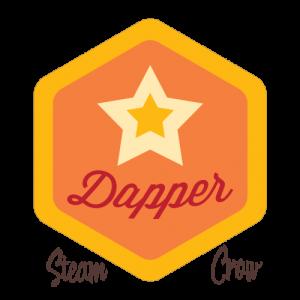 Dapper Badge