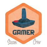 Gamer Badge