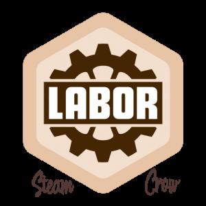 Labor Badge