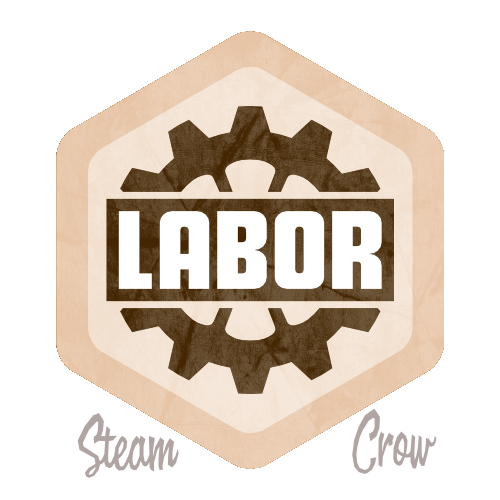 Labor Badge
