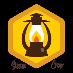 Lanterna Badge