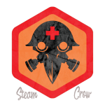 Monster Medic Badge