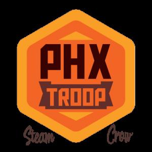 Phoenix Troop Badge