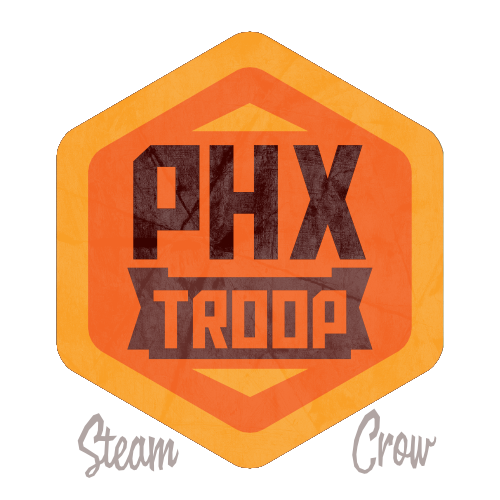 Phoenix Troop Badge