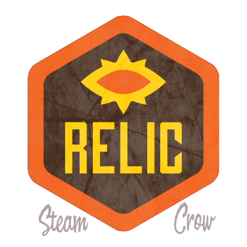 Relic Badge