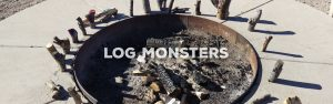 Log Monsters Ceremony
