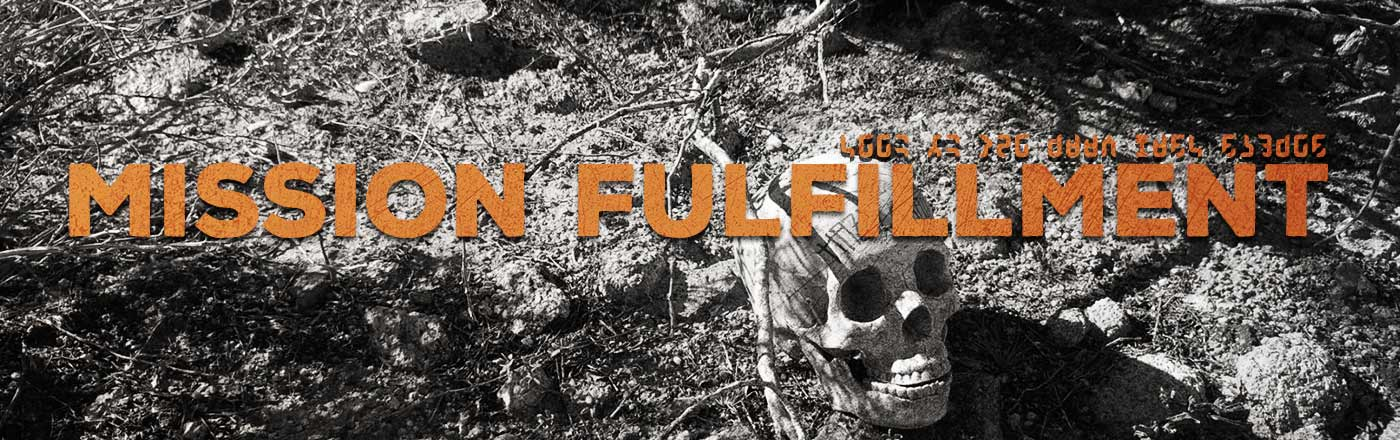 mission fulfillment header