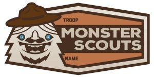 Monster Scouts Logo