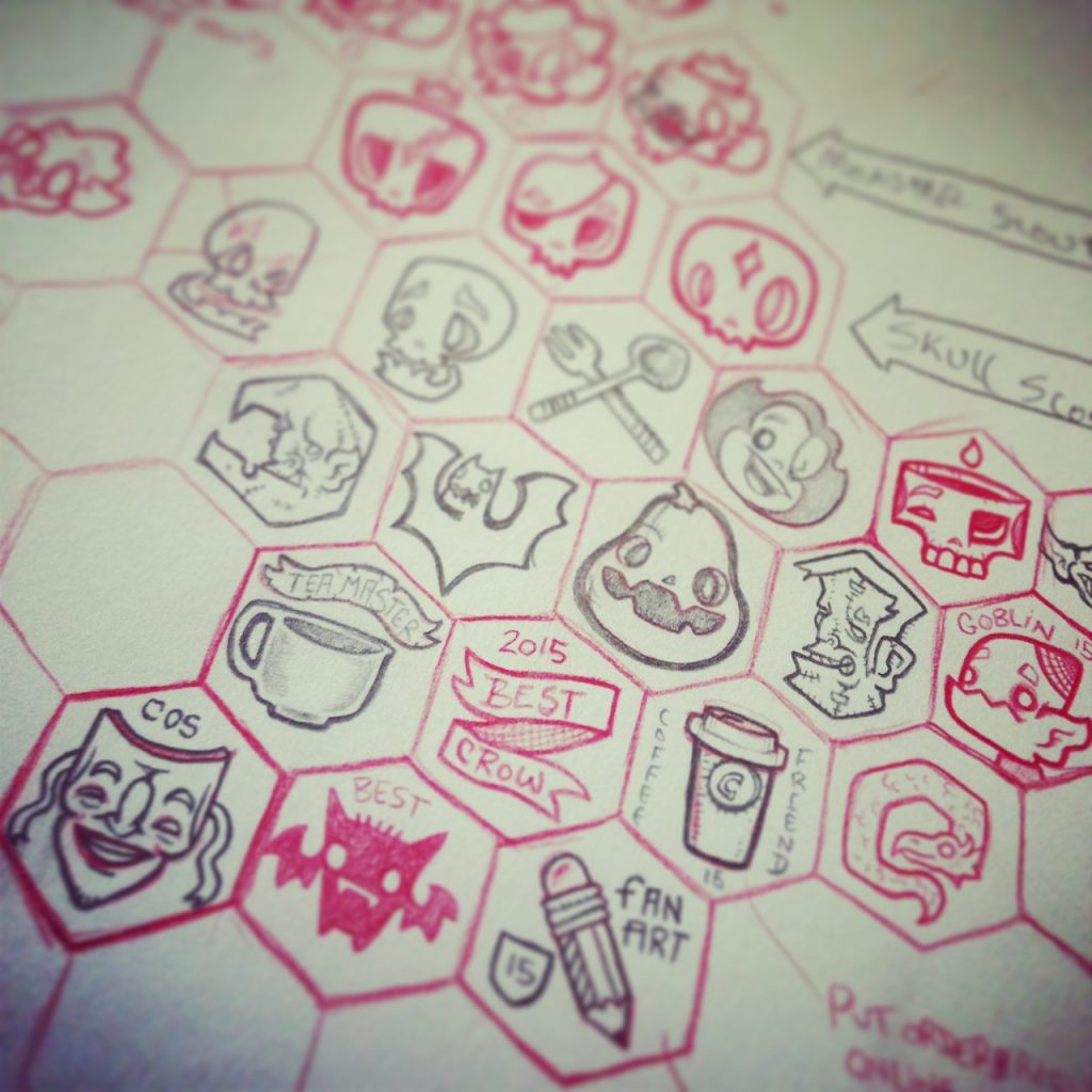 First Patch Sketches