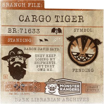 Cargo Tiger