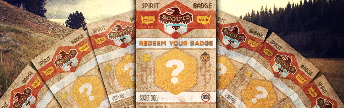 Redeem Badge – MONSTER RANGERS