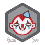 Clownie Spirit Badge