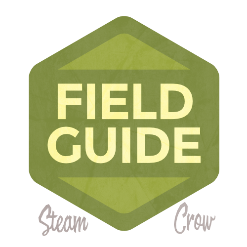Field Guide Badge