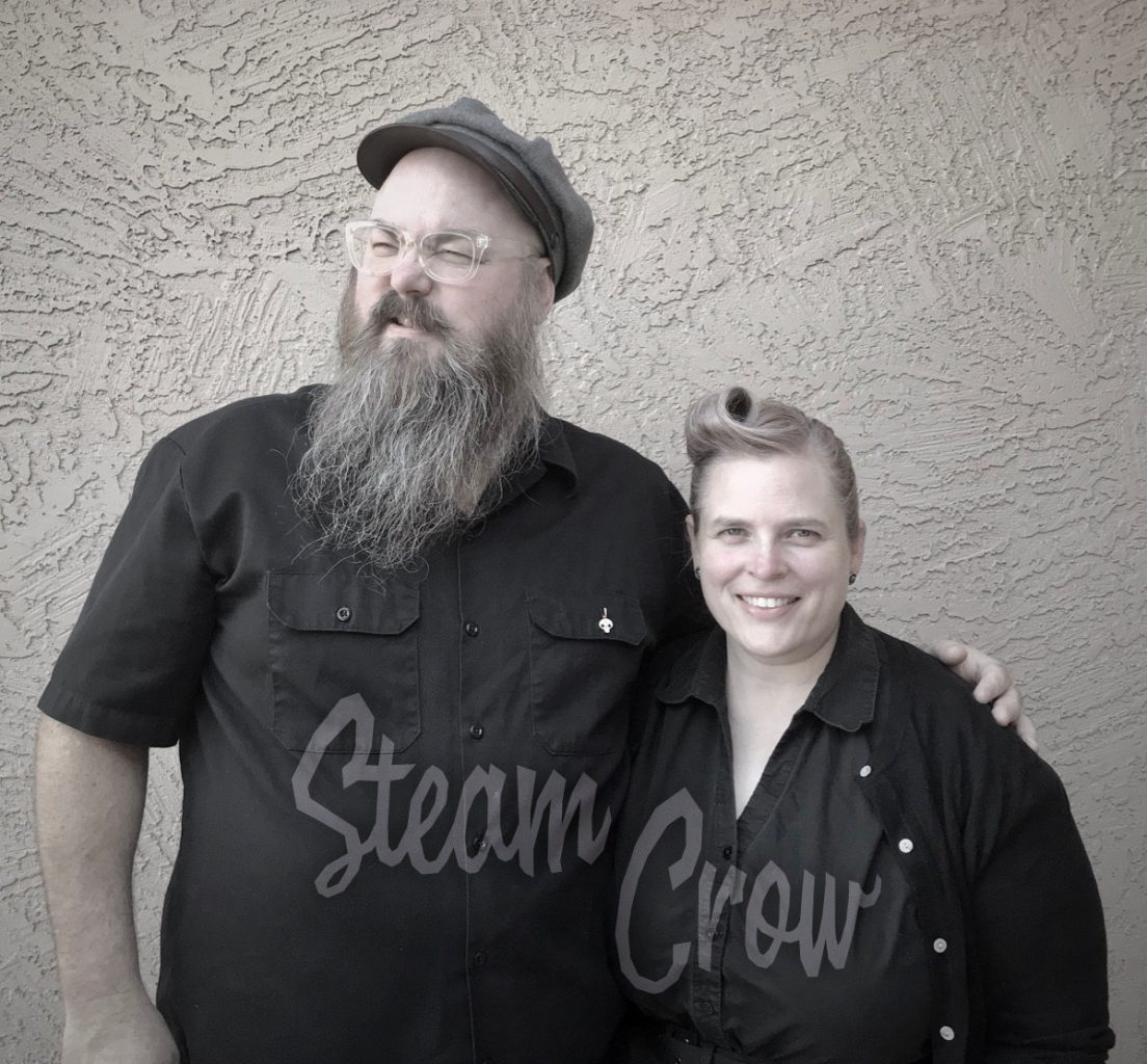 A photo of Steam Crow: Daniel & Dawna Davis