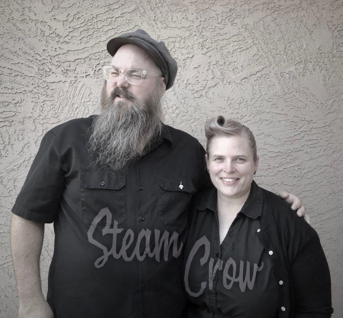 A photo of Steam Crow: Daniel & Dawna Davis
