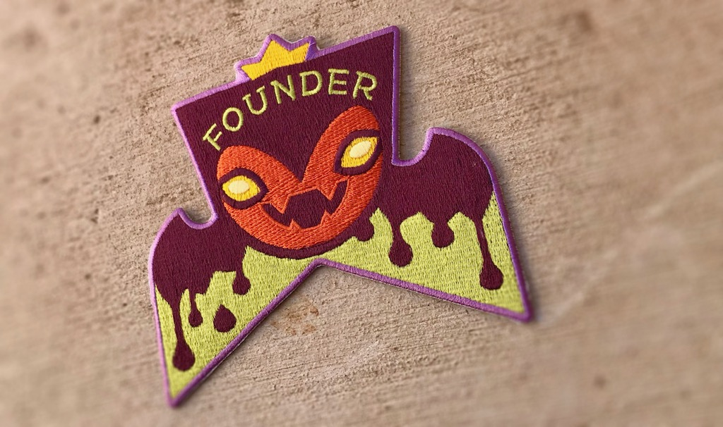 Founder Patch